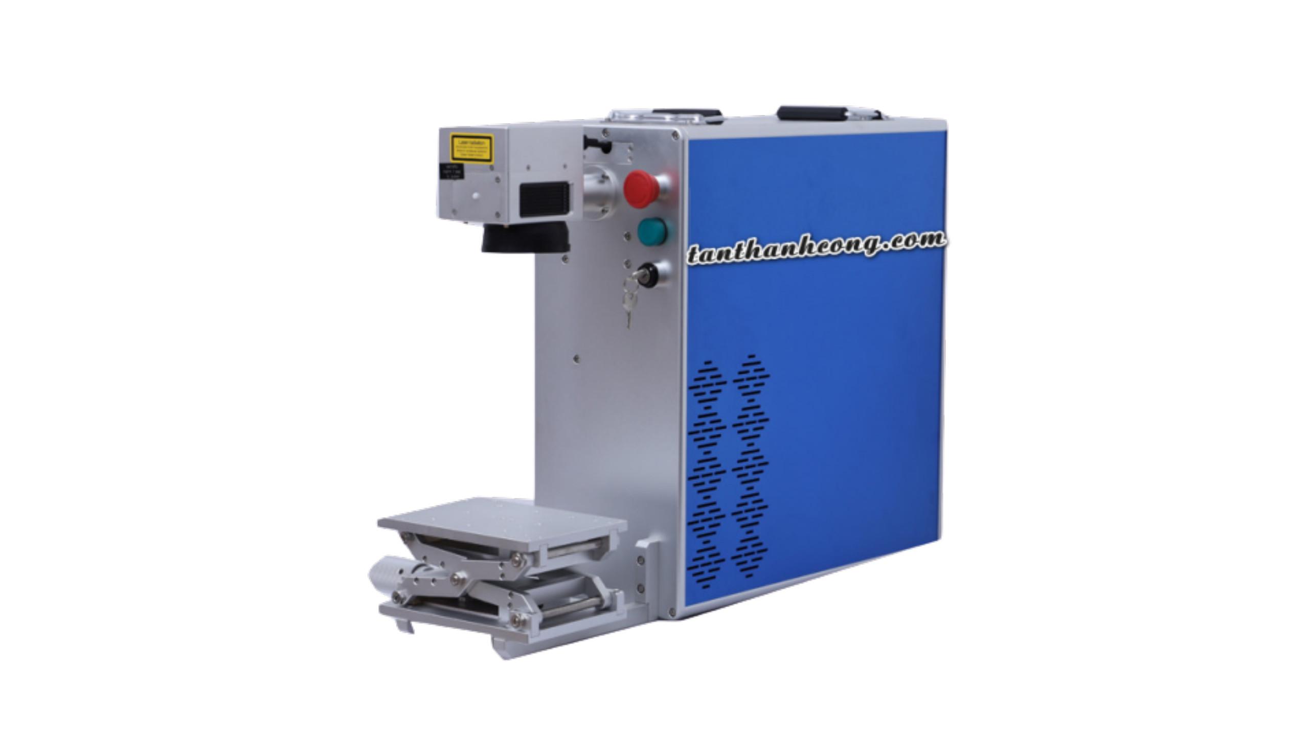 máy khắc laser mini 20w